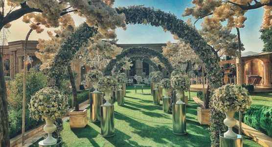 اجاره باغ عروسی
