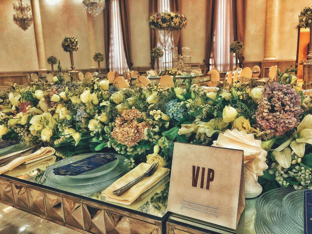 سالن عروسی مجلل در تهران و سالن اجتماعات