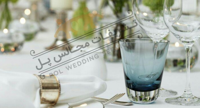 ظروف عروسی باغ عروسی سالن اجتماعات