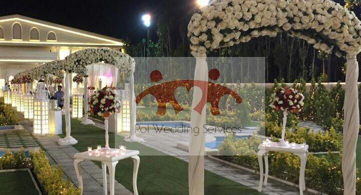 مراسم عروسی ورودیه عروس داماد