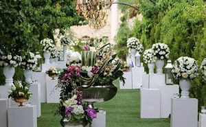 تشریفات مجالس سالن اجتماعات باغ عروسی