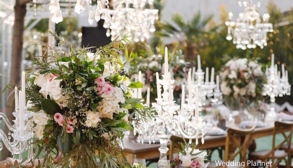 باغ عروسی لوکس