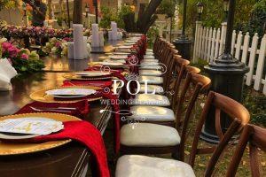باغ عروسی شمال تهران نیاوران