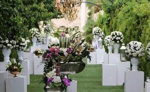 نکات مهم در انتخاب باغ عروس