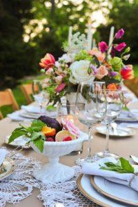 مزایای برگزاری جشن تولد در باغ