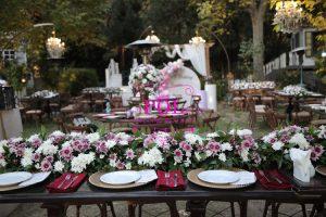 باغ عروسی در شمال تهران