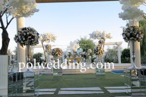 لیست اجاره مناطق باغ عروسی