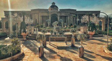 اجاره باغ عروسی حومه تهران