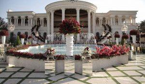 مناطق اجاره باغ عروسی حومه تهران