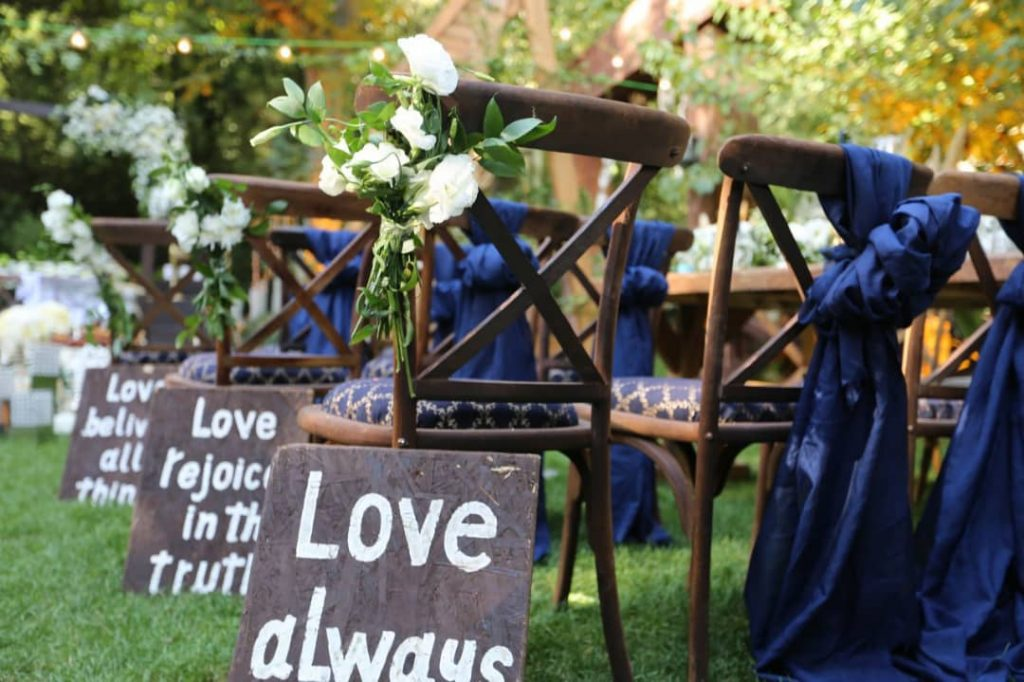 تاثیر بر قیمت تشریفات عروسی