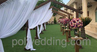 اجاره باغ عروسی محمد شهر