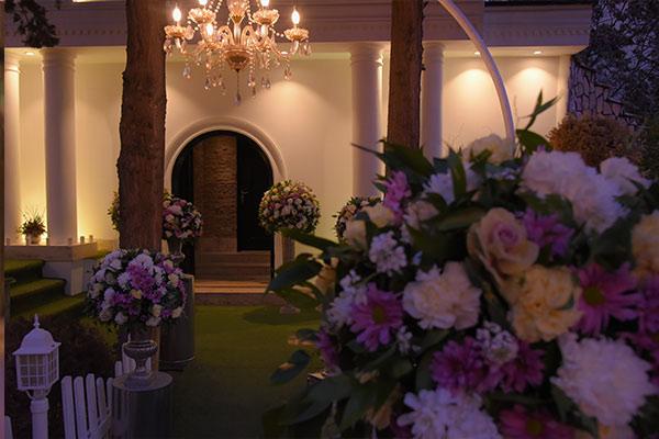 بهترین باغ تالار عروسی