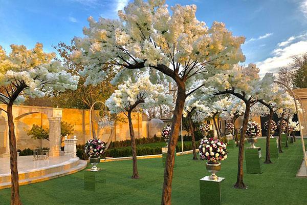 باغ تالار عروسی تشریفات پل