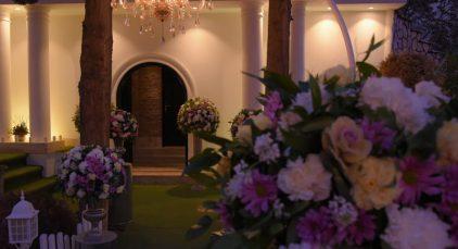 قیمت باغ عروسی در تهران