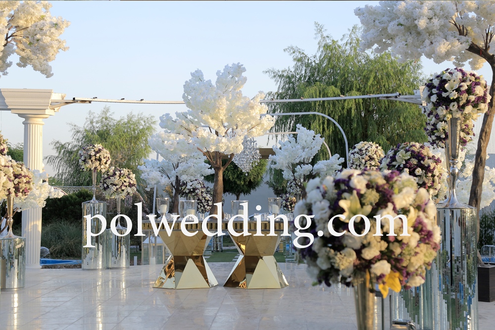 خدمات عروسی گل آرایی