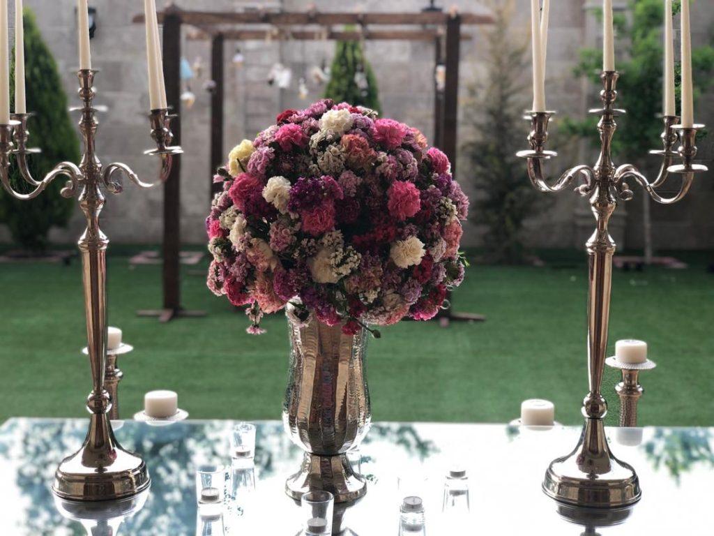 خدمات عروسی در اجاره باغ تالار عروسی