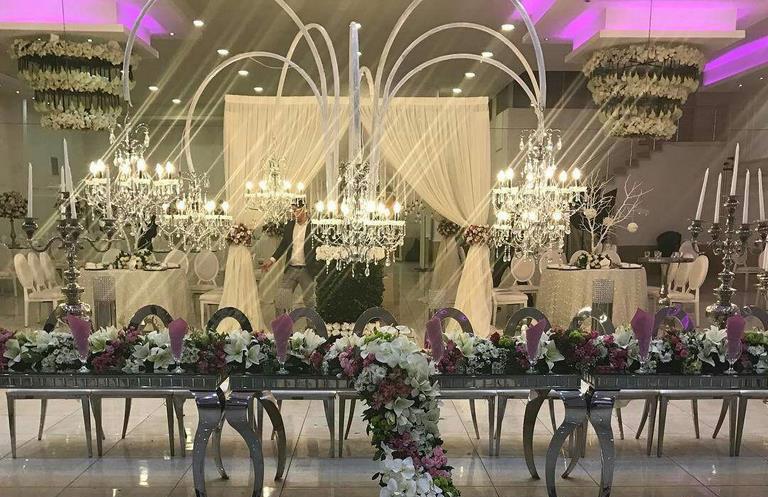اجاره باغ تالار عروسی موناکو