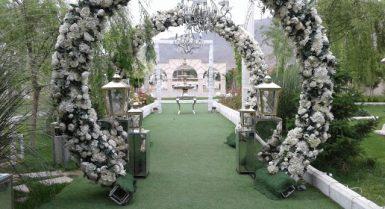 باغ عروسی موناکو