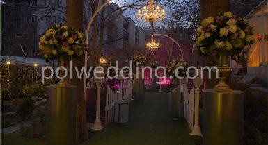 باغ عروسی شمال تهران