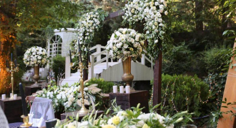 اجاره باغ عروسی در تهران