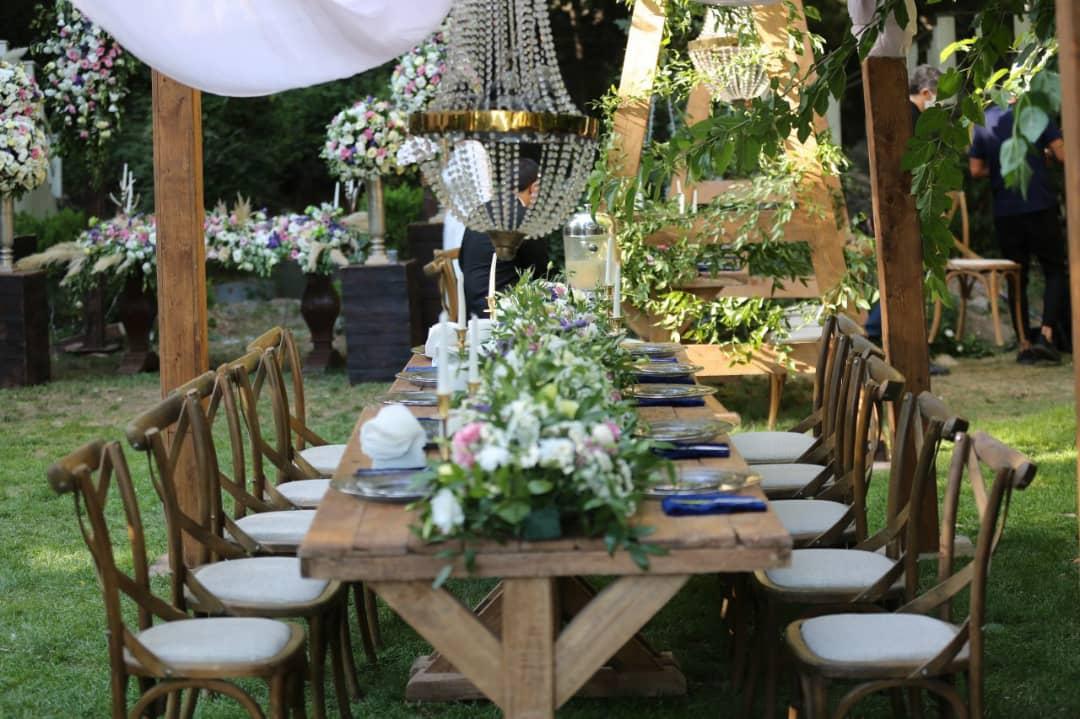 اجاره باغ عروسی شرق تهران