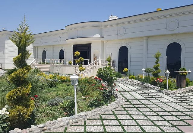 باغ تالار ملکه