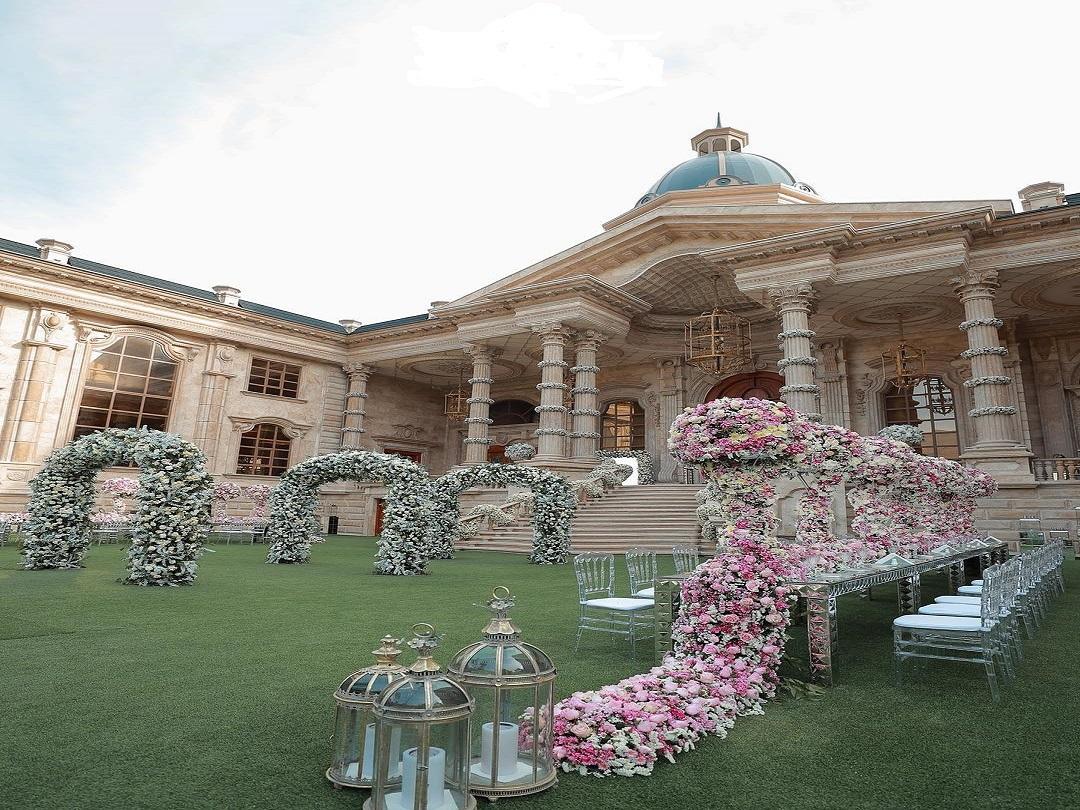 باغ خوب برای عروسی باغ دانیال