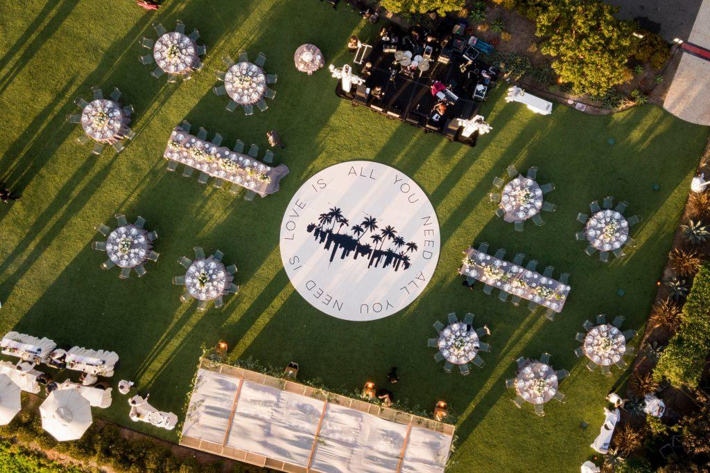 هزینه باغ عروسی غرب تهران