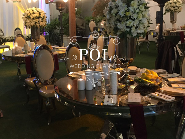 خدمات مجالس عروسی غرب تهران