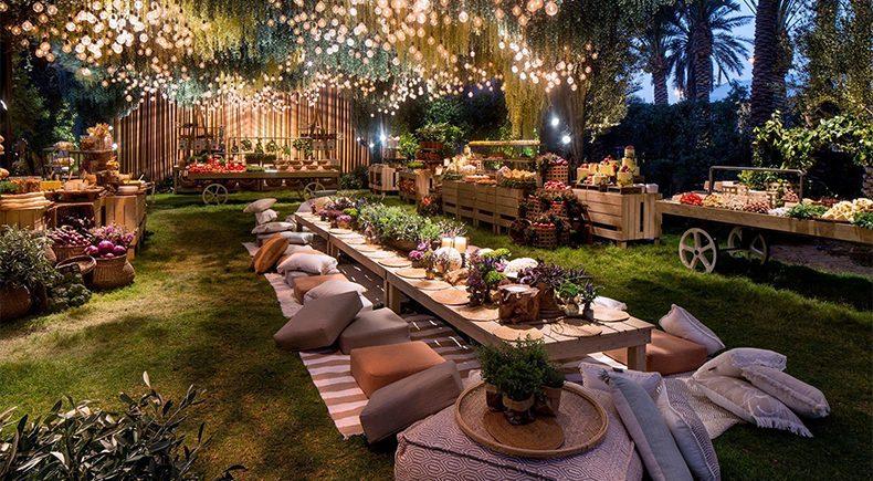 10 نکته در برگزاری عروسی در باغ شخصی