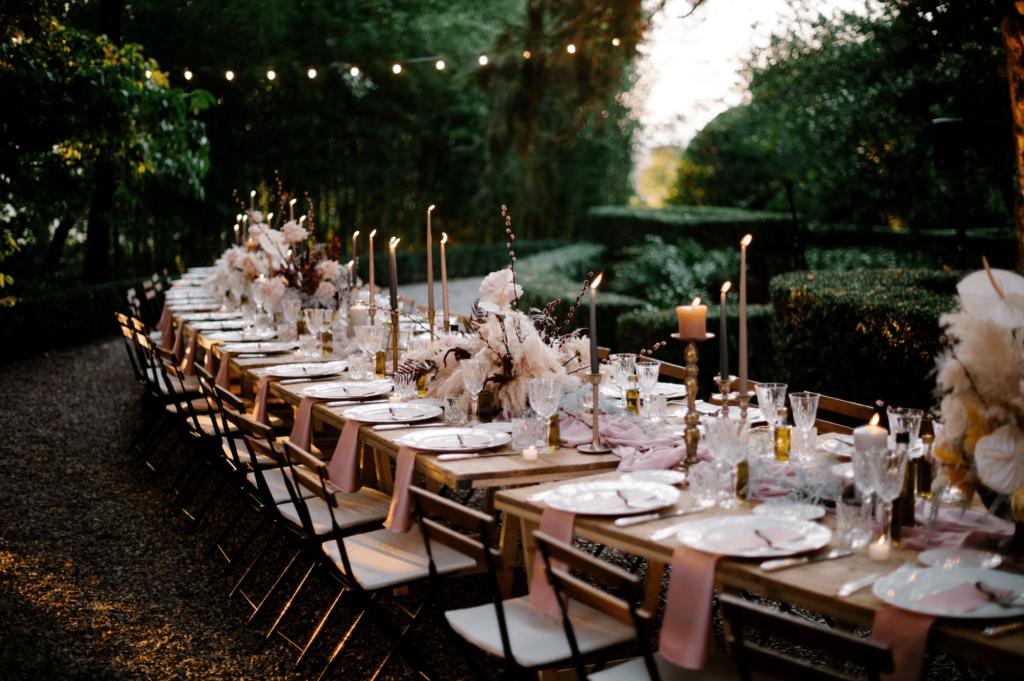 نکات برگزاری عروسی در باغ شخصی