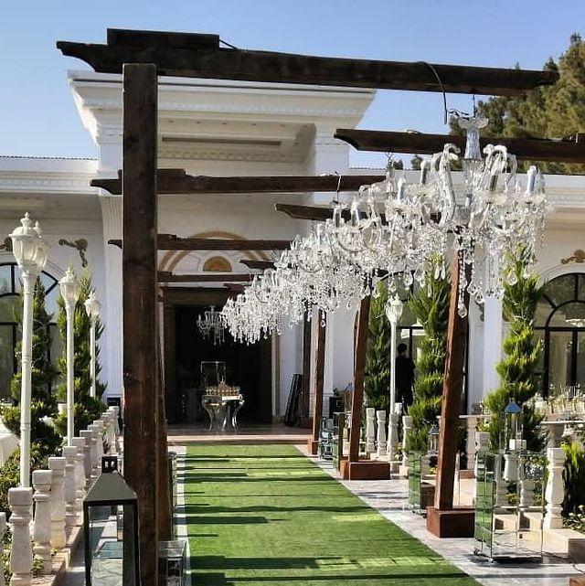 باغ عروسی کاج