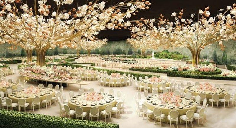 چگونه باغ عروسی مناسب و لوکس پیدا کنیم؟