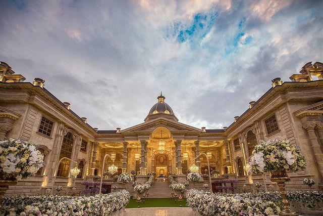 لیست 10 باغ عروسی معروف تهران