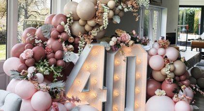 برگزاری جشن تولد در منزل