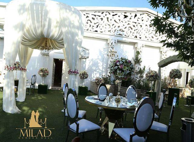 آشنایی با باغ عروسی آرشام