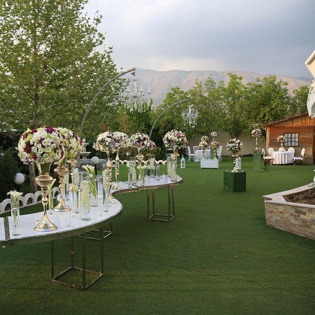 ویژگی باغ عروسی آرشام