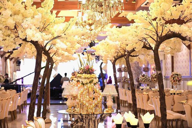 باغ عروسی احمدآباد مستوفی