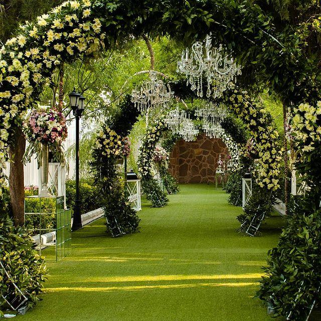 باغ عمارت روژانو